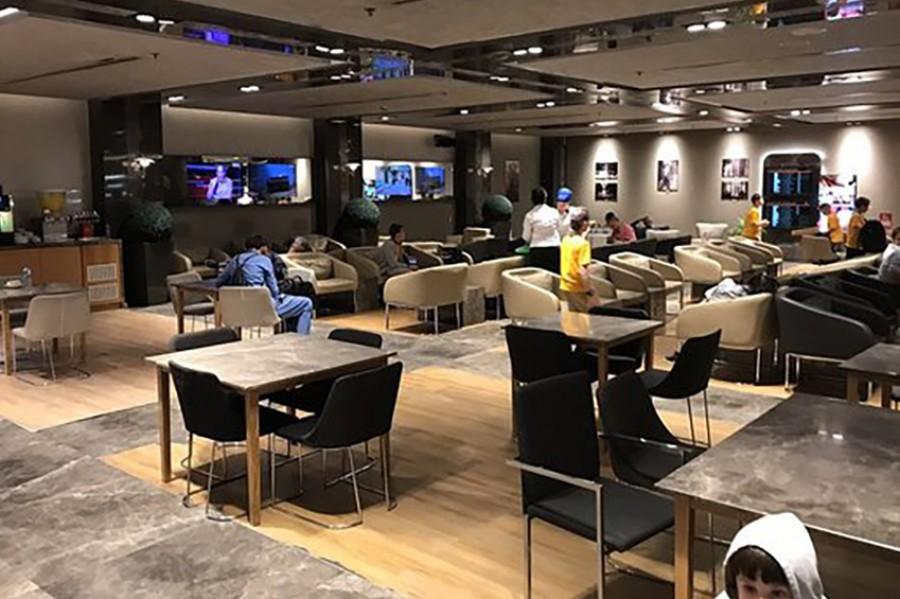 muscat havalimanı vip lounge