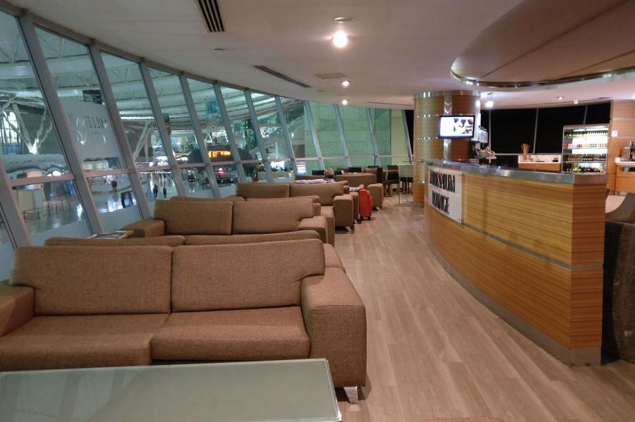 ankara esenboğa havalimanı millenium lounge
